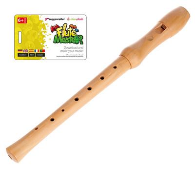 Voggenreiter Flute Master wood (german)
