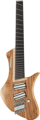 Claas Guitars Moby Dick PL7 HDL ASH