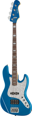Harley Benton Enhanced MJ-4EB Lake Blue