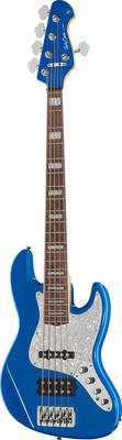 Harley Benton Enhanced MJ-5EB Lake Blue