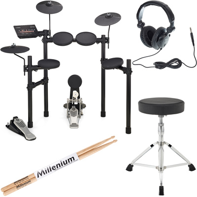 Yamaha DTX432K E-Drum Set Bundle