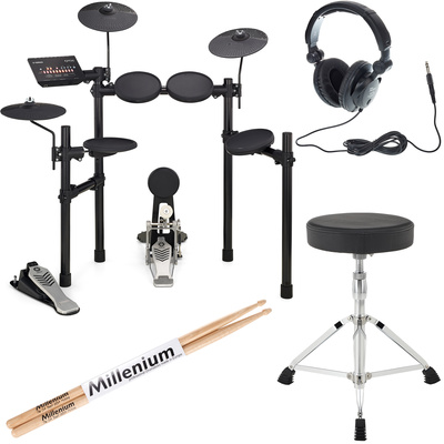 yamaha dtx452k e drum set bundle thomann united arab emirates. Black Bedroom Furniture Sets. Home Design Ideas