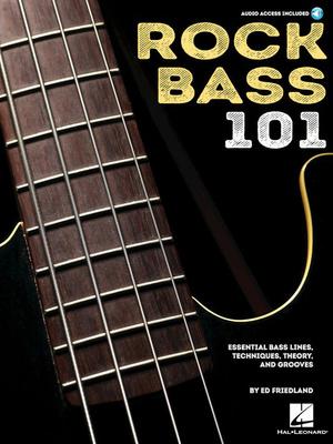 Hal Leonard Rock Bass 101