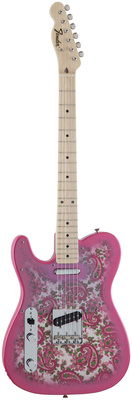 Fender Traditional 69 Tele Paisley LH