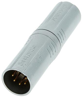 Seetronic MA3M5M Adapter XLR 3pin 5pin m