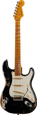 Fender 56 Strat Black Heavy Relic