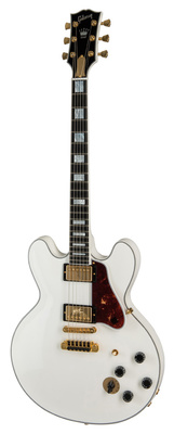 Gibson BB King Lucille Alpine White