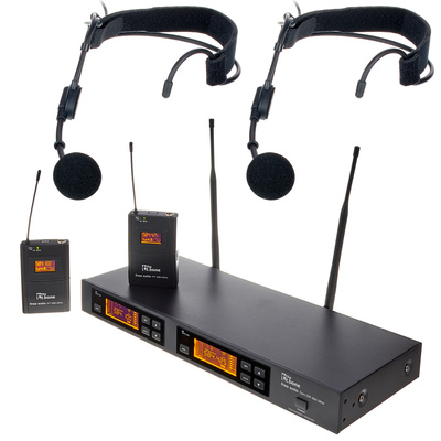 the t.bone free solo Twin PT 590 Headset