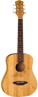 Luna Guitars Safari Bamboo Travel G B-Stock