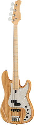 Marcus Miller P7 Swamp Ash 4 Natural 2nd Gen