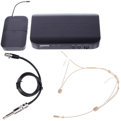 Shure BLX14 S8 HeadmiKe O Bundle