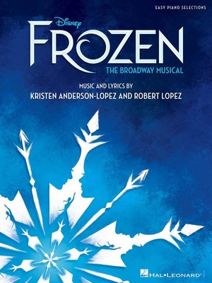 Hal Leonard Frozen - The Broadway Easy