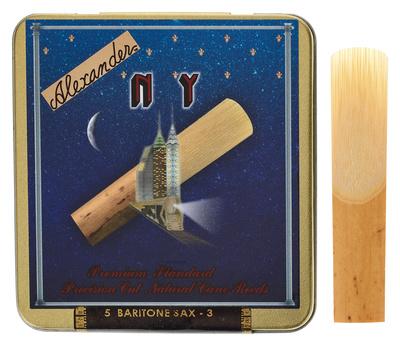 Alexander NY Baritone Saxophone 3,0