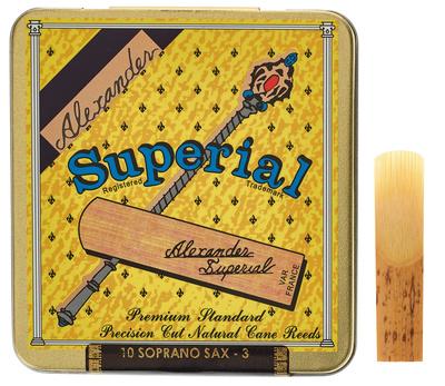 Alexander Superial Soprano Saxophone 3,0