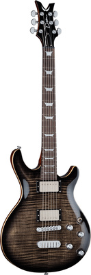 Dean Guitars Icon Flame Top Charcoa B-Stock