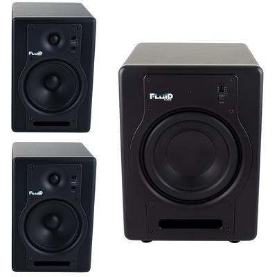 Fluid Audio F5 2.1 Bundle