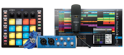 Presonus Atom Producers Lab