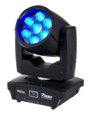 Varytec Hero Wash 712 Z RGBW Z B-Stock