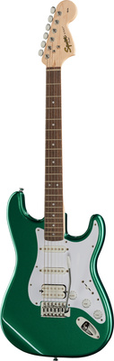 Fender SQ Affinity Strat HSS RG IL