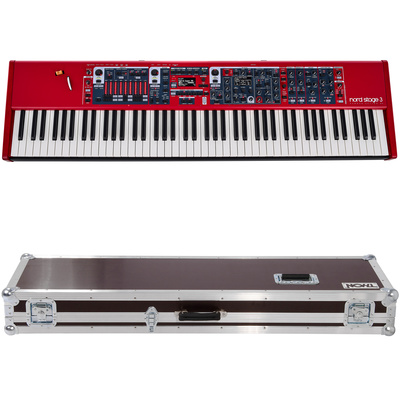 Clavia Nord Stage 3 88 Case Bundle