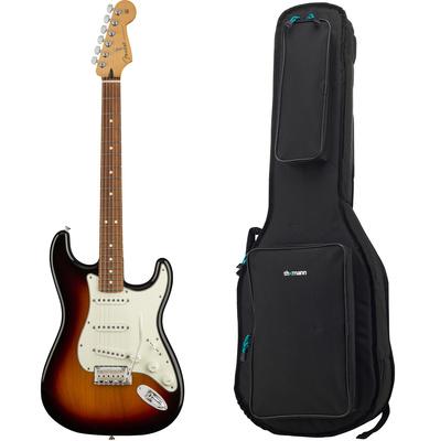 Fender Player Series Strat PF Bundle