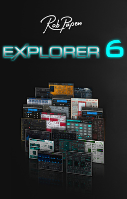 Rob Papen eXplorer 6 Upgrade