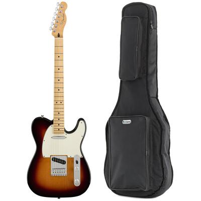 Fender Player Series Tele MN 3 Bundle