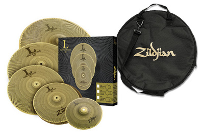 Zildjian Low Volume 468 Full Pack