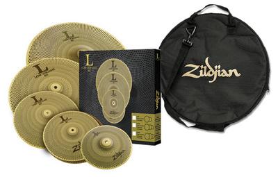 Zildjian Low Volume 348 Full Pack