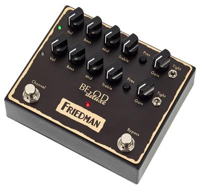 Friedman BE-OD Deluxe Overdrive B-Stock