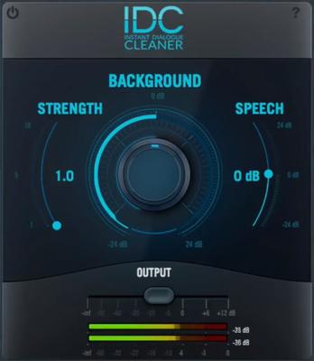 Audionamix IDC Instant Dialogue Cleaner