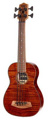 Kala U-Bass Exotic Mahogany B-Stock