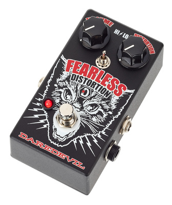 Daredevil Pedals Fearless V2 Distortion B-Stock