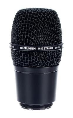 Telefunken M80 WH Black B-Stock