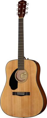 Fender CD-60S Lh WN Nat B-Stock