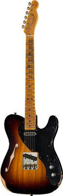 Fender Loaded Thinline Nocaster WF2C