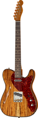 Fender Artisan Tele Thinline Koa LTD