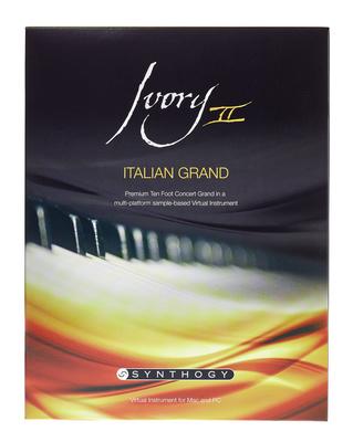 Synthogy Ivory II Italian Grand