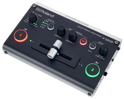 Roland V-02HD Micro Video Swi B-Stock