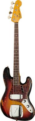 Fender 1961 J-Bass Heavy Relic 3TS