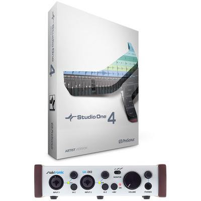 Swissonic UA-2x2 Studio One Bundle