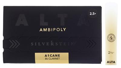 Silverstein Alta Ambipoly Clarinet 2,5+