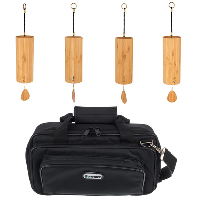Koshi Chimes Set of 4 incl. Bag