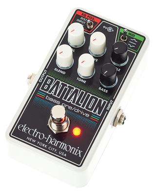 Electro Harmonix Nano Battalion Bass Pr B-Stock