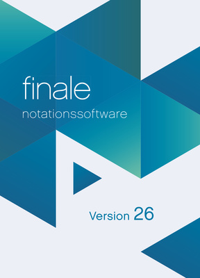 MakeMusic Finale 26 (D) Update 25