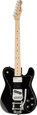 Fender LTD 72 Tele CSTM MN Bigs BLK