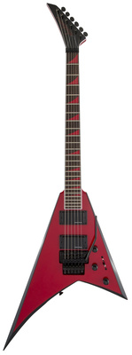 Jackson RRX24 Red wBlack Bevels