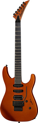 Jackson Pro SL3 Mah Satin Orange Blaze