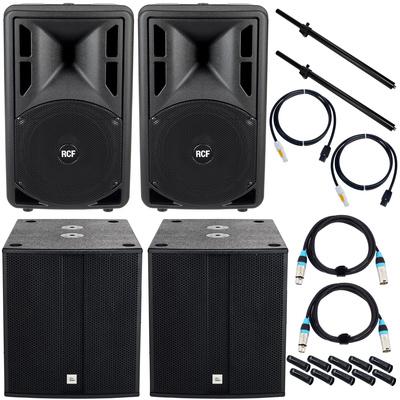 the box pro TP 118/800 A Bundle