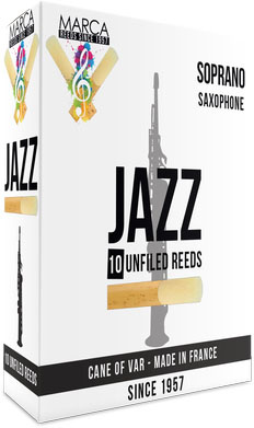 Marca Jazz unfiled Soprano Sax 3,5